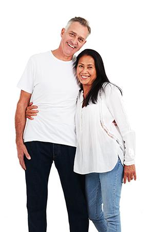 Ian and Zeny Yexley